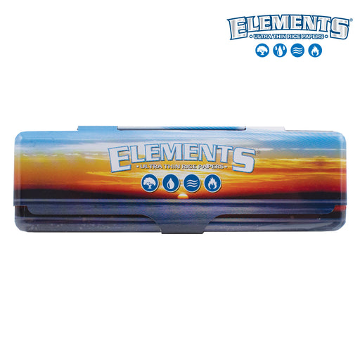 ELEMENTS METAL PAPER CASE KING SIZE
