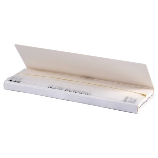 ROLLING SUPREME PLAIN WHITE PAPERS 1¼