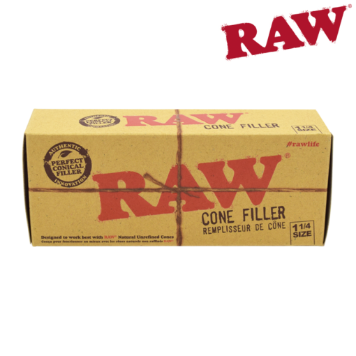 RAW CONE FILLER 1¼