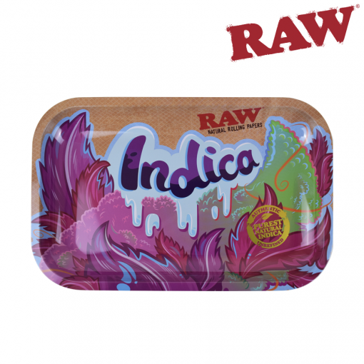 RAW INDICA ROLLING TRAY