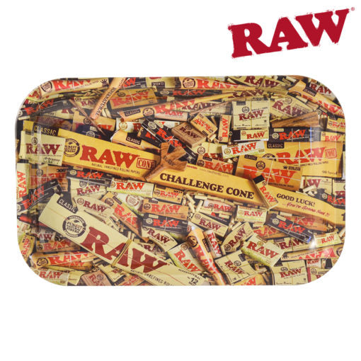 RAW MIX TRAY