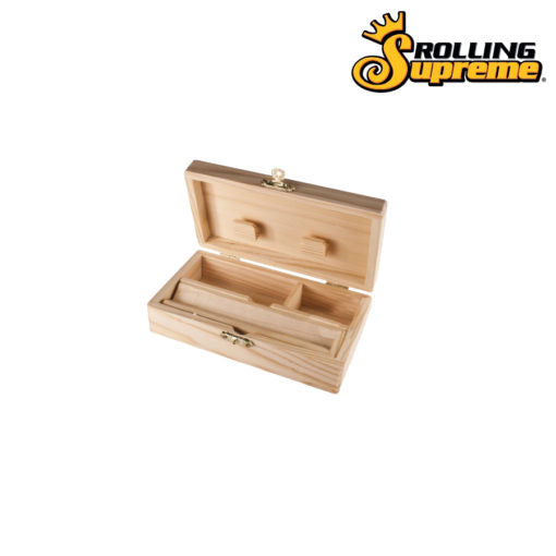 ROLLING SUPREME WOOD ROLLING BOXES