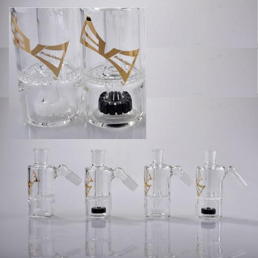 ASH CATCHER WITH SHOWERHEAD & HONEYCOMB PERC