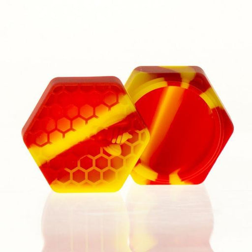 SILICONE CONTAINER HONEYCOMB 26ML