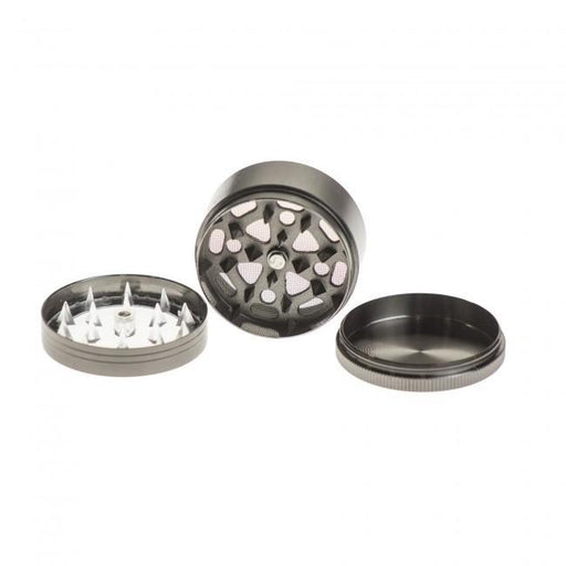CLEAR TOP GRINDER 3PC