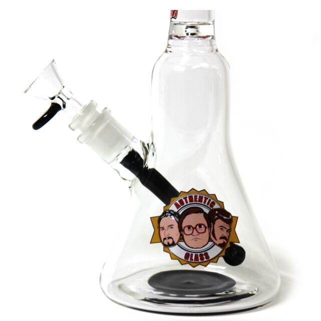 "TPB ""AUTHENTIC GLASS"" BONG"