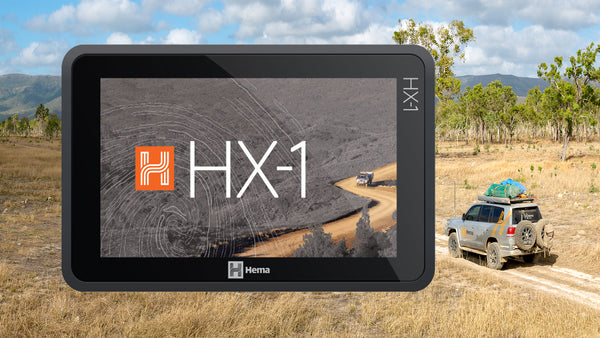 Frequently asked questions for the Hema Navigator HX-1