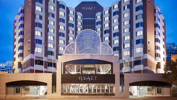 Hyatt Regency Perth Review, Western Australia
