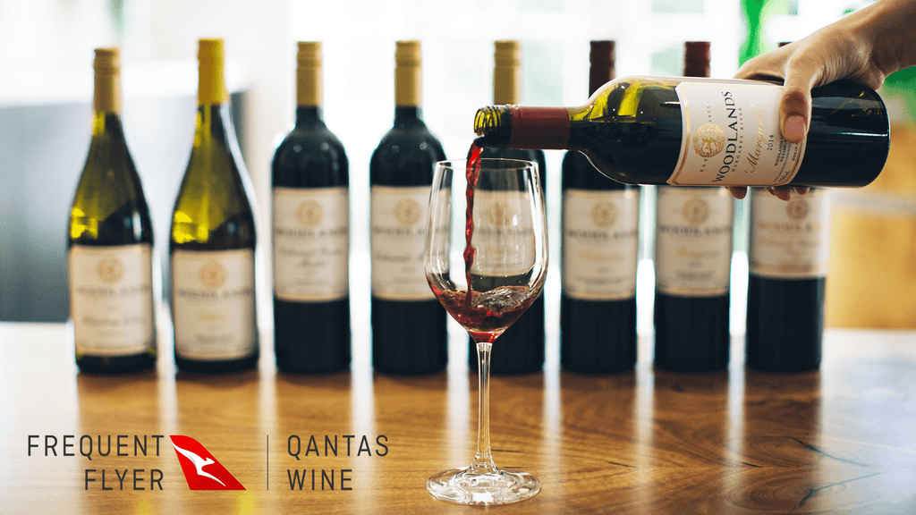 Qantas Wine, how to drink your way into Business Class