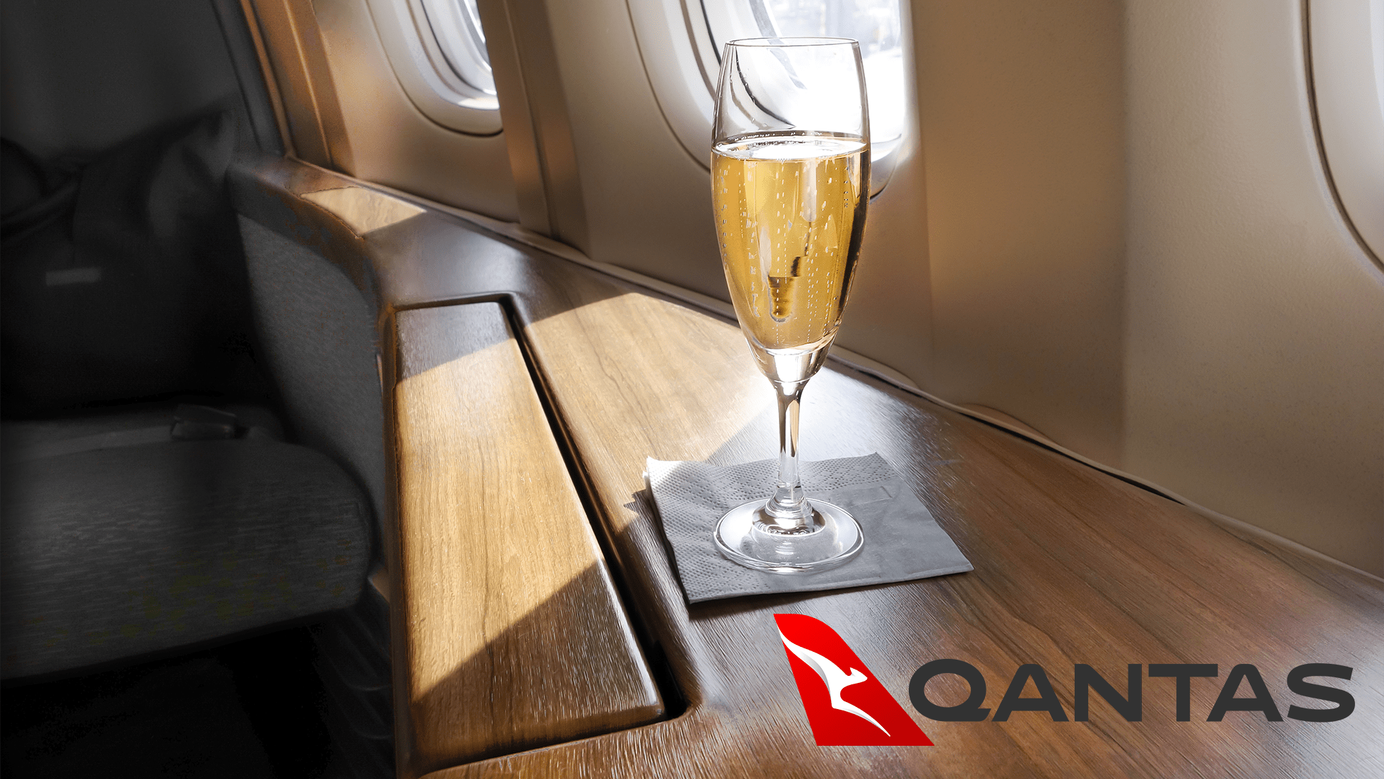 How to get an upgrade on Qantas | Mapworld