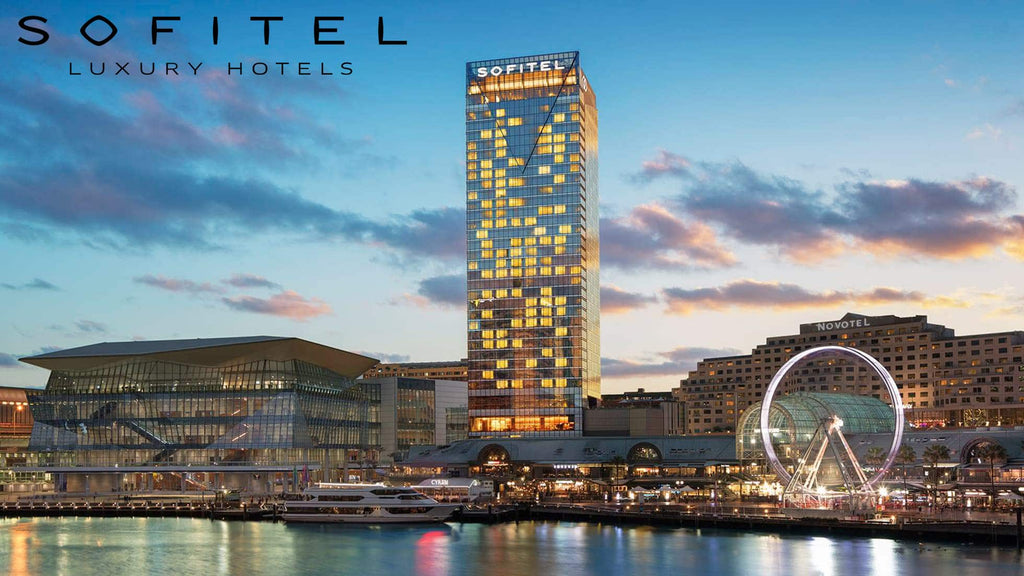 Sofitel Darling Harbour Review