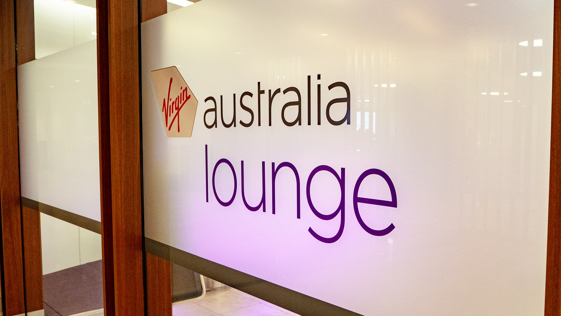 Virgin Australia Perth Lounge Review 2020