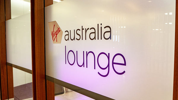 Virgin Australia Perth Lounge Review 2019