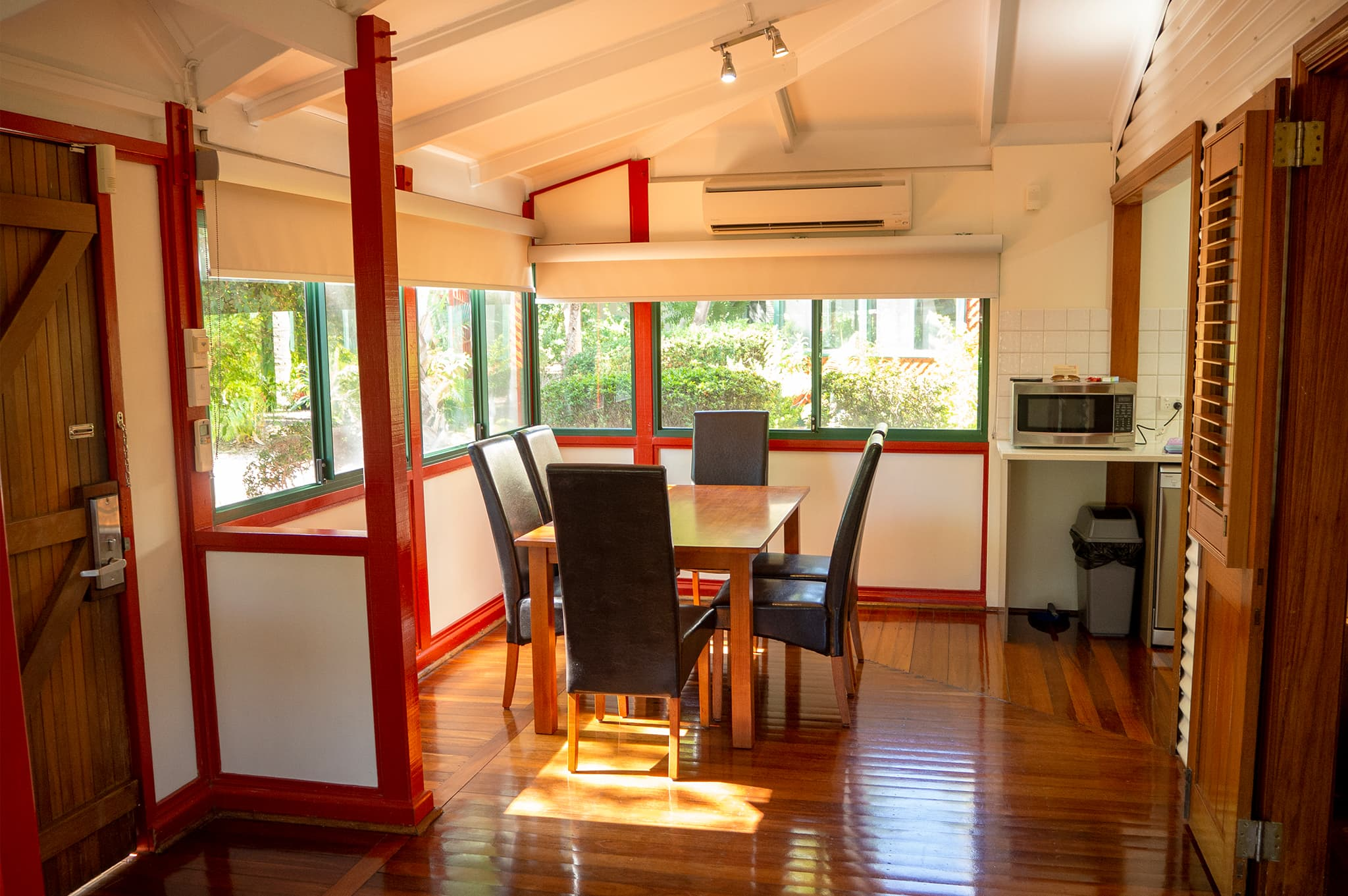 Cable Beach Club bungalow inside