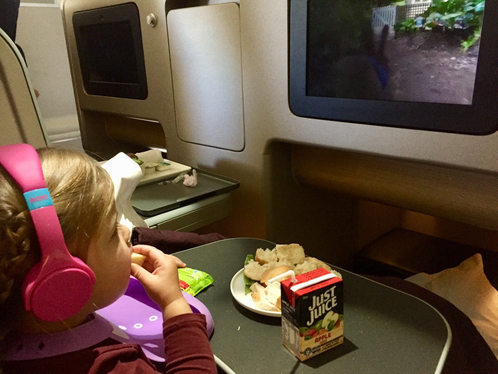 Qantas Melbourne to Perth business class review 2019 | Mapworld