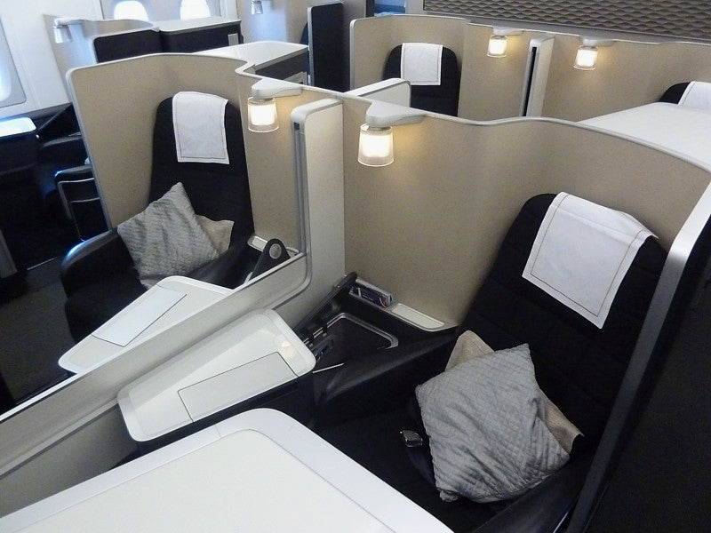 Flying First Class with a Baby - British Airways Review | Mapworld