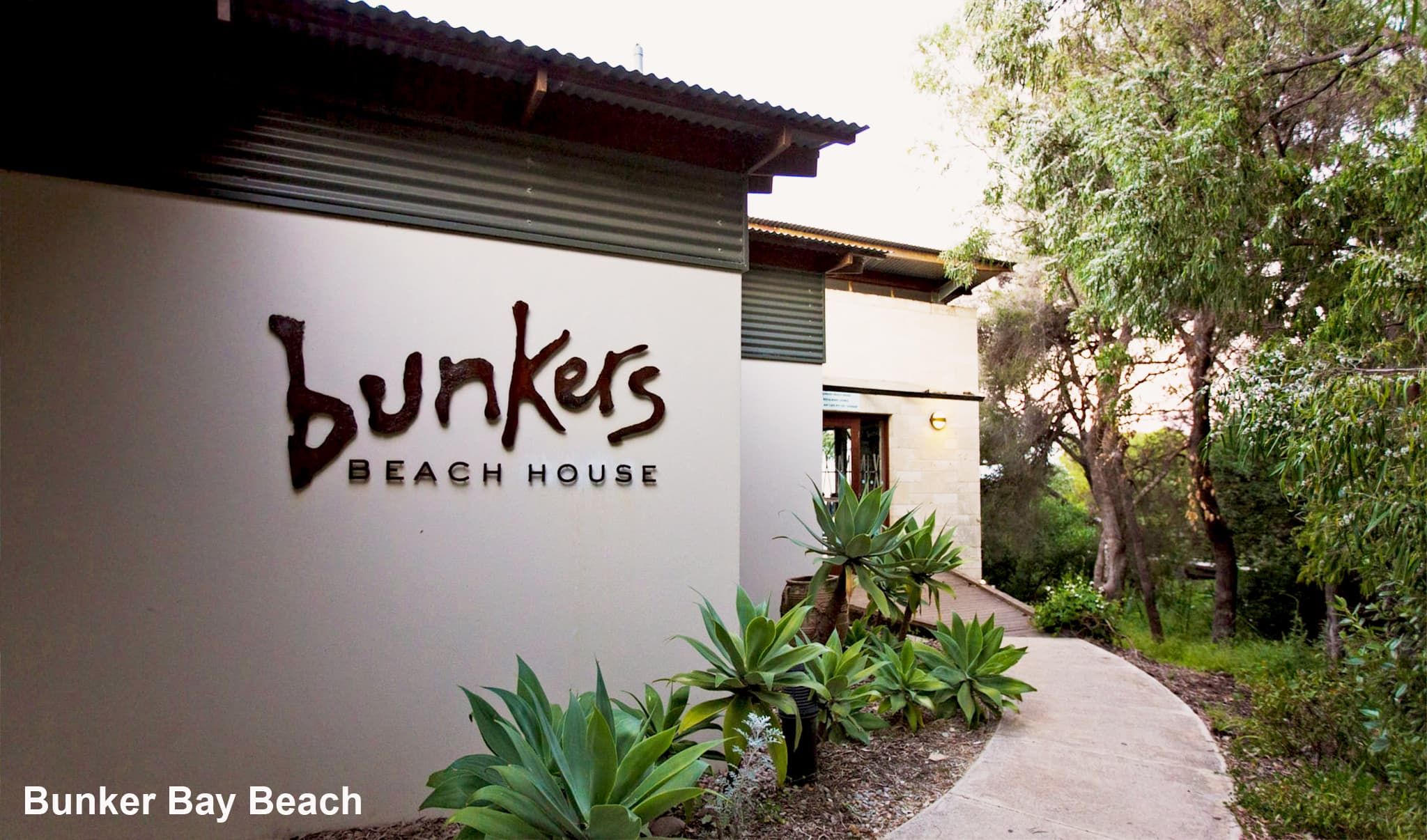 Bunkers Beach House Margaret River
