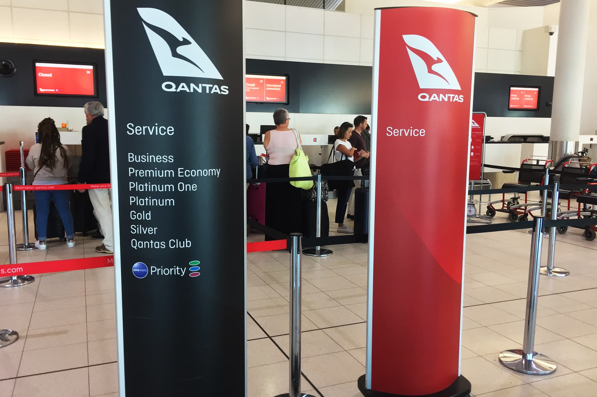 Qantas Business Class A330 Review - Perth to Sydney