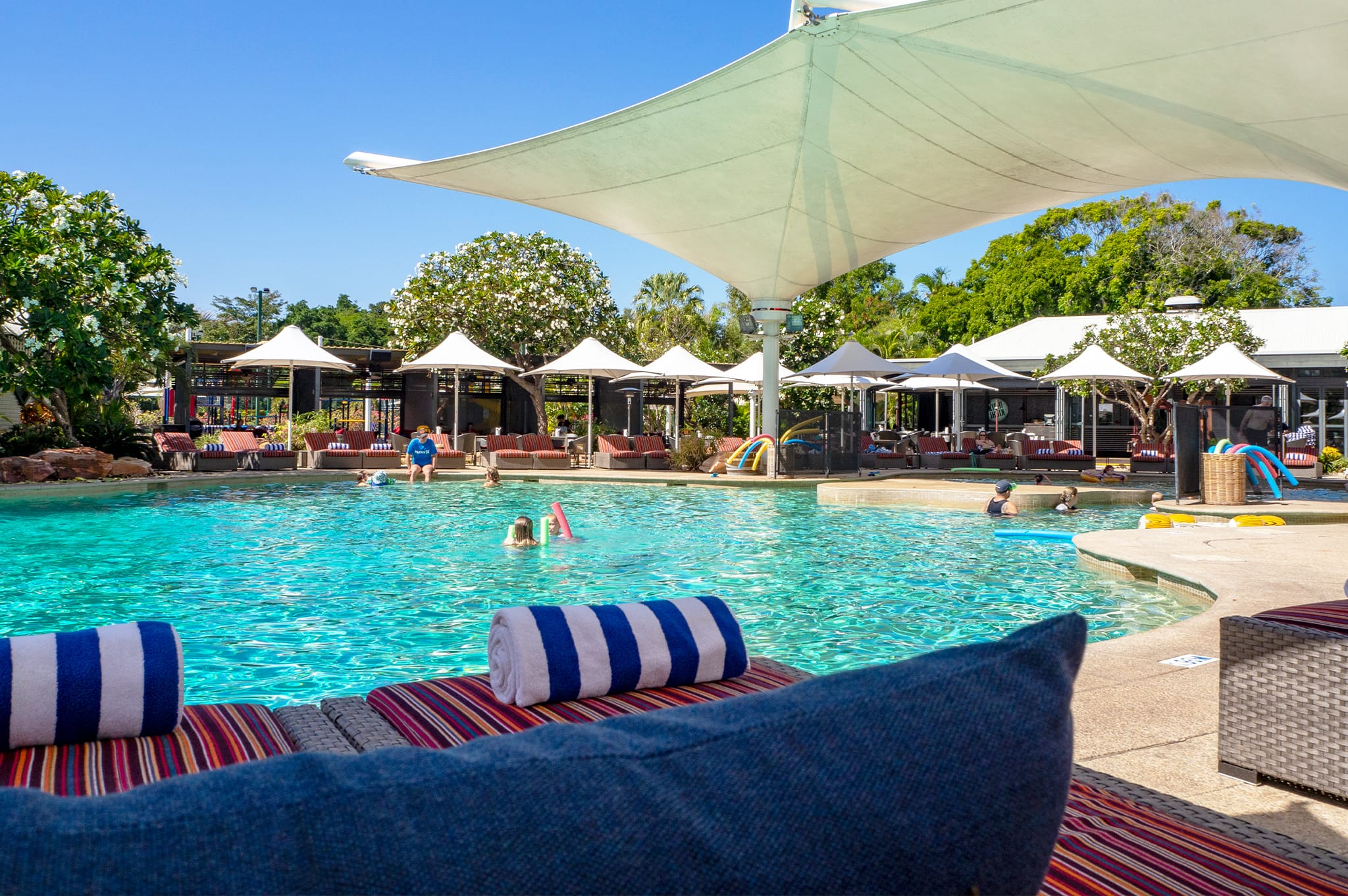 Cable Beach Club family pool