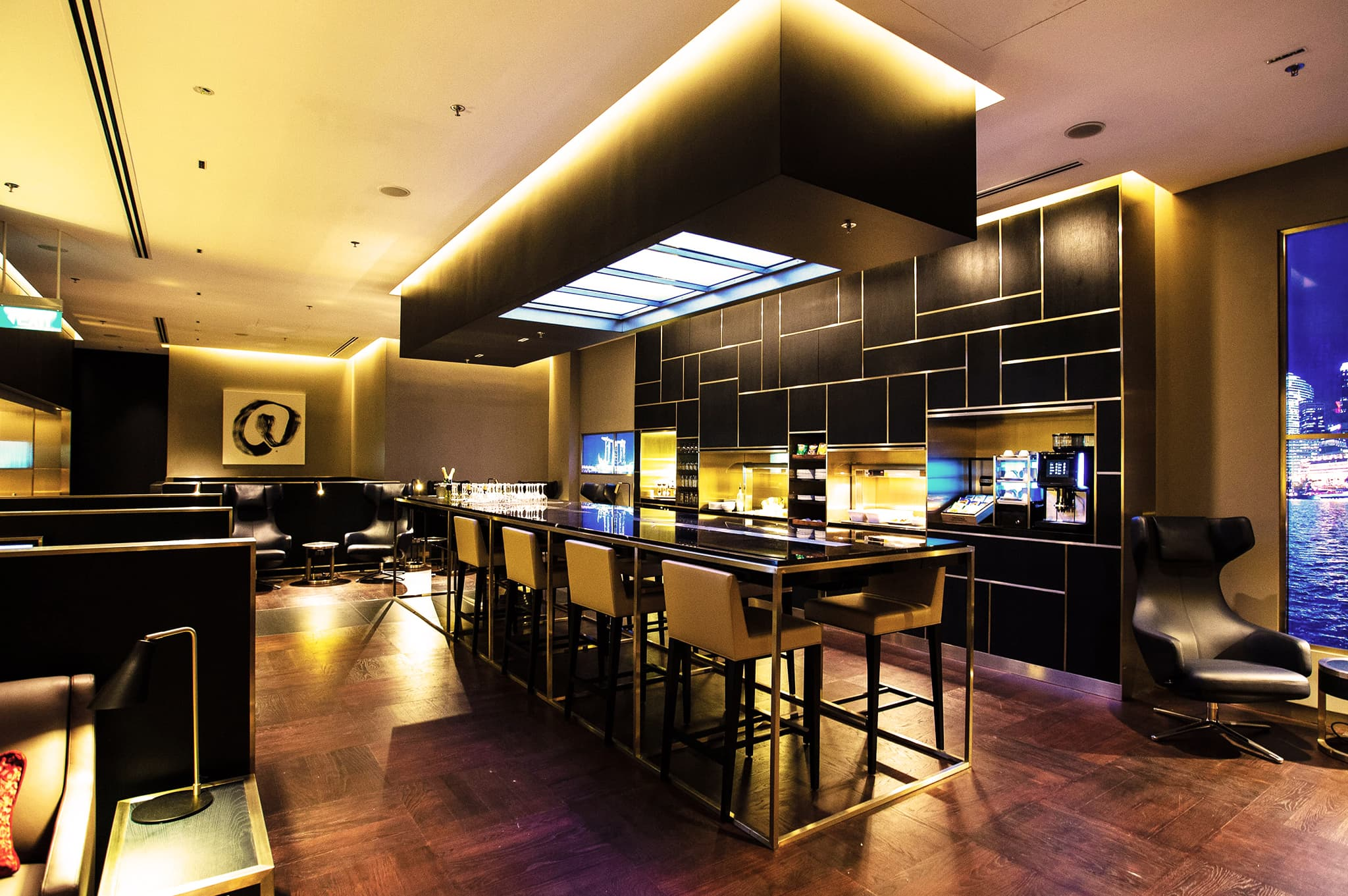 The Concorde Bar Singapore Review