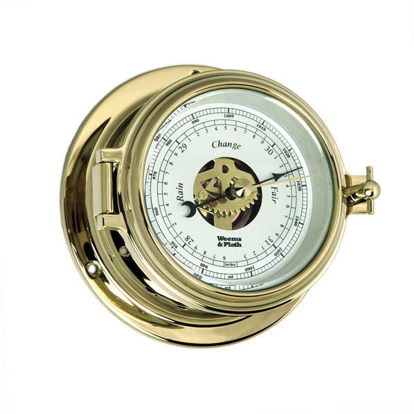 Endurance II 105 Open Dial Barometer by Weems & Plath