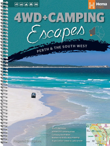 Western Australia 4wd Map.4wd Maps Camping Maps Map Shop Free Shipping Mapworld