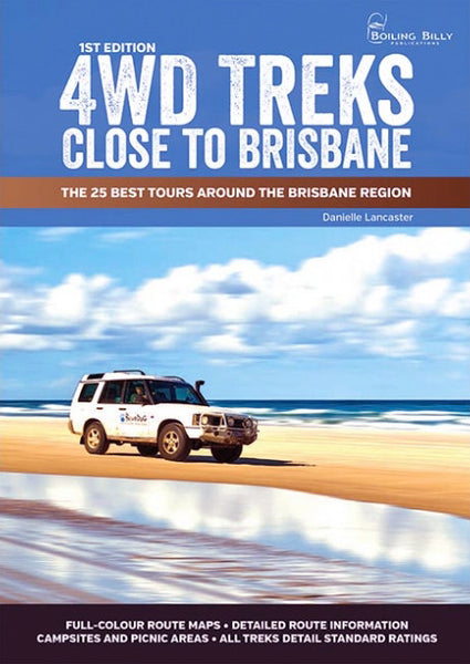 4WD Treks close to Brisbane Boiling Billy