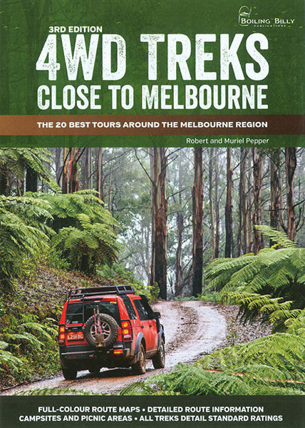 4WD Treks Close to Melbourne Boiling Billy