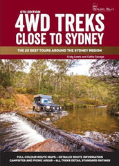 4WD Treks Close to Sydney Boiling Billy