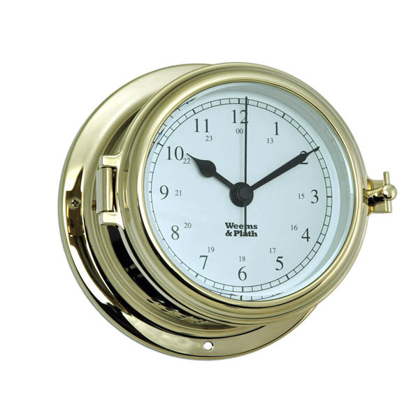 Endurance II 115 Quartz Clock by Weems & Plath