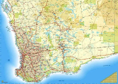 Mid West - Goldfields Roads and Resources 2013