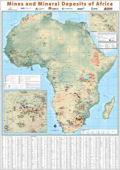 Mines & Mineral Deposits of Africa 2010