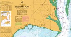 AUS 151 - Western Port (Entrance and North Arm) Nautical Chart