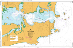 AUS 209 - Port Stephens Nautical Chart