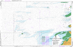 AUS 296 - Prince of Wales Channel to Varzvin Passage Nautical Chart