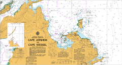 AUS 715 - Cape Arnhem to Cape Wessel