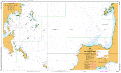 AUS 776 - Wardlaws Point to Eddystone Point Nautical Chart