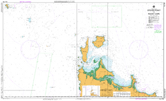 AUS 790 - Stokes Point to Rocky Cape Nautical Chart