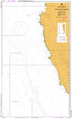 AUS 791 - West Point to Granville Harbour Nautical Chart