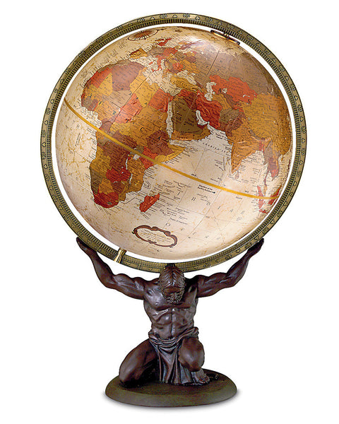 Atlas Replogle Globe