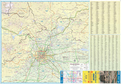 Beijing & The Great Wall ITMB - China Map