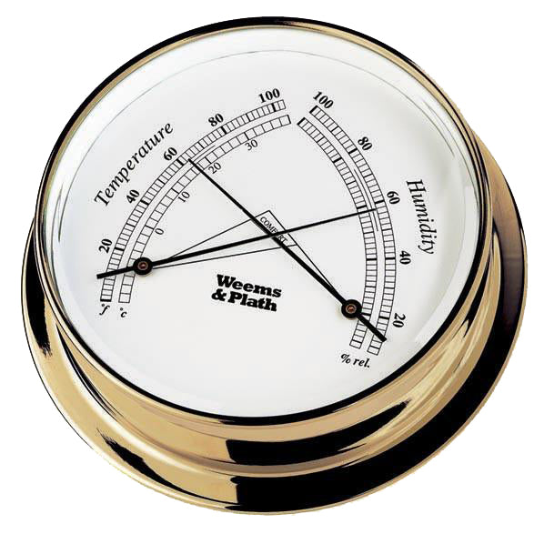 Endurance Brass Comfortmeter 125mm by Weems & Plath
