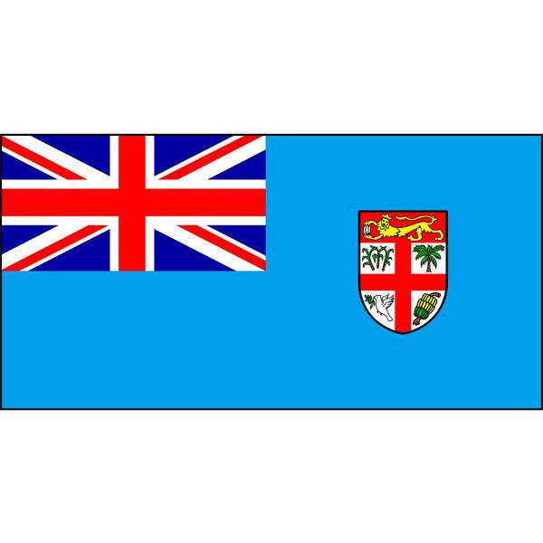 Fiji Flag (Fully Sewn) 1800 x 900mm