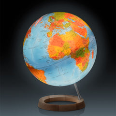 Full Circle FC4 Relief Atmosphere Illuminated 30cm Globe