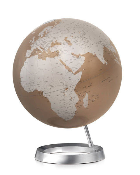 Full Circle Vision Almond Atmosphere 30cm Globe