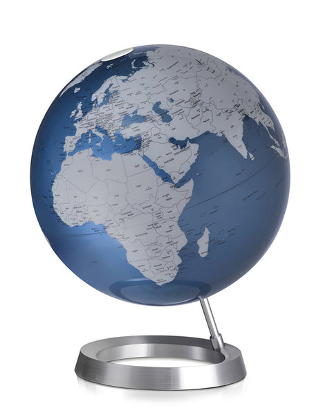 Full Circle Vision Metallic Midnight Blue Atmosphere 30cm Globe