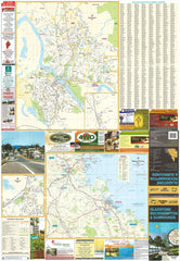 Gladstone, Rockhampton & Surrounds UBD 483/487 Map
