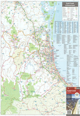 Gold Coast and Region Hema Map