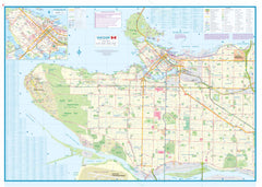 Vancouver & Greater Vancouver ITMB Map