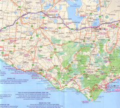 Great Ocean Road UBD 308 Map